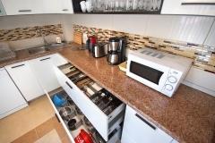 bucatarie apartament Vila Moldavia Class3