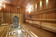 Sauna Vila Moldavia Class2